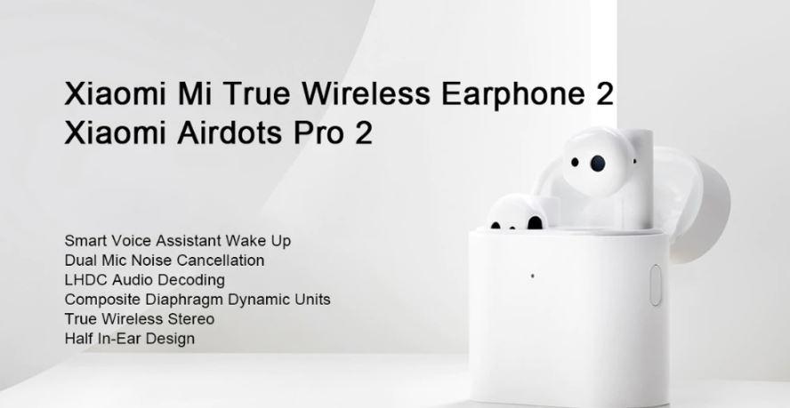 Xiaomi Air 2 (Xiaomi AirDots Pro 2)
