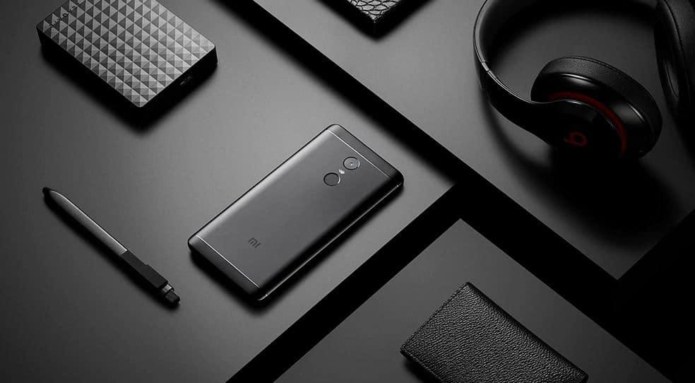 Xiaomi Christmas Sale 2019 - Xiaomi Redmi Note 4X 4G Phablet