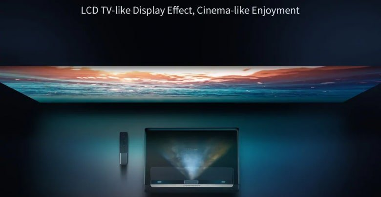 Xiaomi Christmas sale 2019 4K Projector