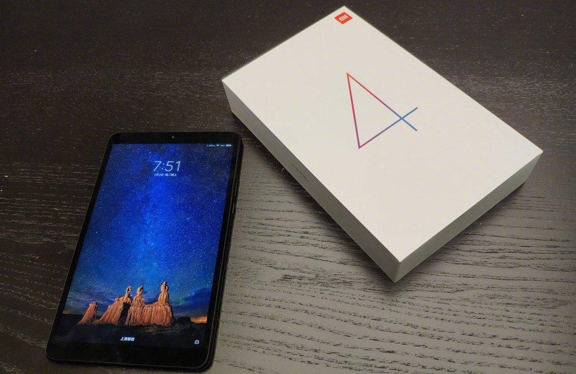 Xiaomi Christmas sale 2019 Mi Pad 4 Plus 4G Phablet