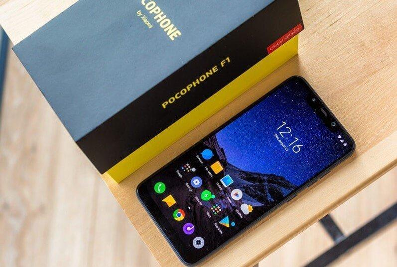Xiaomi Christmas sale 2020: Global Version Xiaomi POCOPHONE
