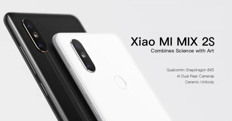 Xiaomi Mi Mix 2S 4G Phable