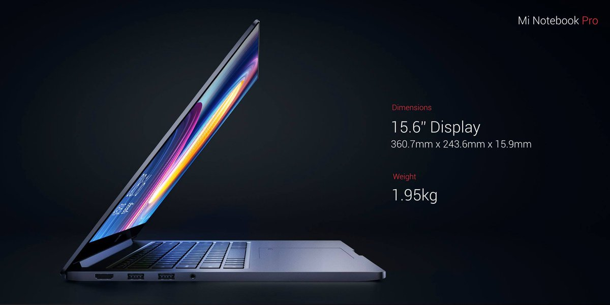 Cyber Monday Sale: Xiaomi Laptop Notebook