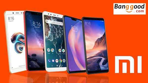 Xiaomi Smartphone Day Deals 2020 - BangGood