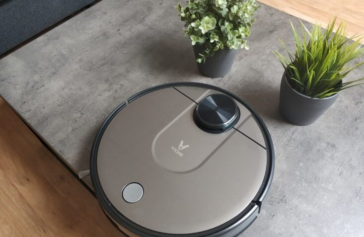 Xiaomi VIOMI V2 Pro vacuum cleaner Deals
