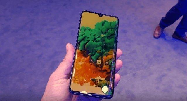 ZTE Axon 10 Pro Phone