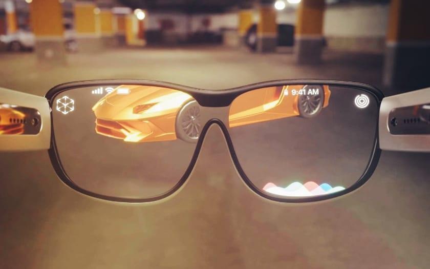 AR Apple Glass