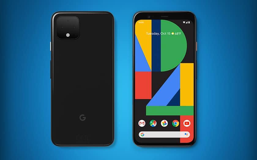 googlw pixel 4