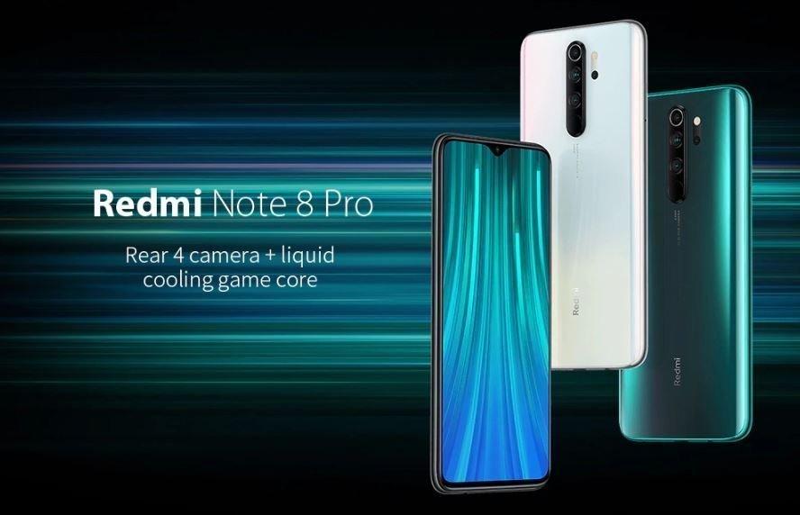 Black Friday Sale Xiaomi Redmi Note8 Pro