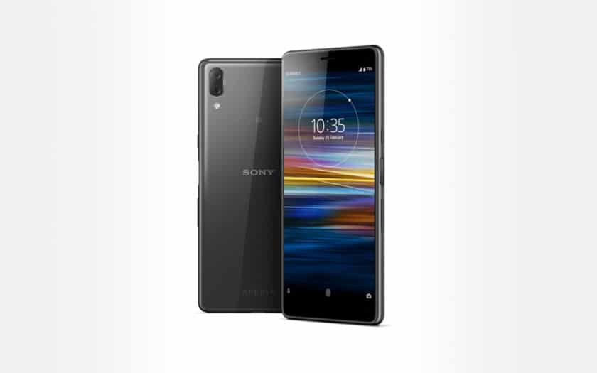 Sony Xperia L3 promo