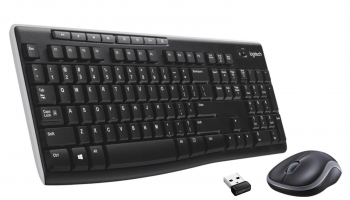 Logitech keyboard MK270 Wireless Wave Sale – Logitech